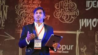 Winds of Change   Arun George   TEDxIIESTShibpur