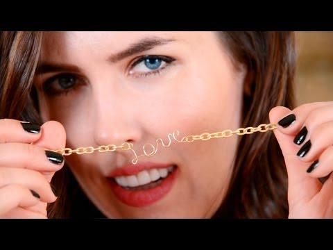 DIY Love Bracelet!