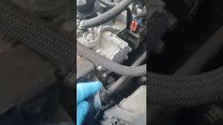 2011 Buick regal bank 1 intake camshaft position sensor location car stalls when A.C is on pt.2