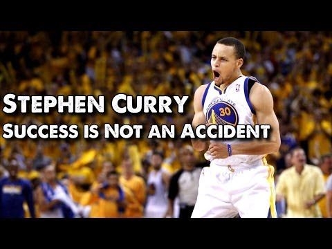 Stephen Curry - Success Is Not an Accident (Original)
