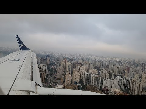 Full Flight: TRIP REPORT-(AD2671) AZUL EMB195AR- CNF-CGH (Economy Class)- HD