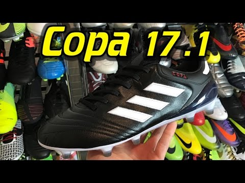 Adidas Copa 17.1 (Black/White/Red) - One Take Review + On Feet