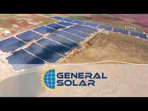 "General Solar ""25MWp Oğuzeli GES"" Tanıtım Filmi"