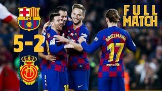 Full Match: Barça 5-2 Mallorca  2019/2020