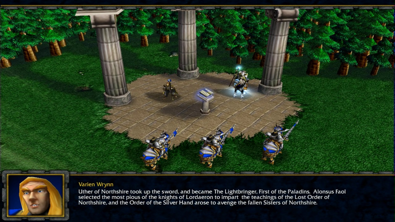 Warcraft 3: Fall of the Lion: The Lion Reborn