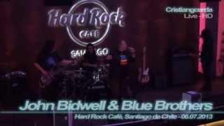 John Bidwell - De Do Do Do, De Da Da Da ( Hard Rock Café, Santiago de Chile - 06.07.2013 )