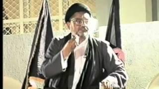 Clip - Azmat e Salam Alaikum - Moulana Zeeshan Haider Jawadi - Urdu