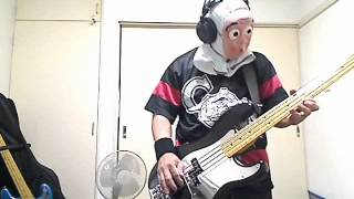 IRON MAIDEN Innocent Exile Bass Cover