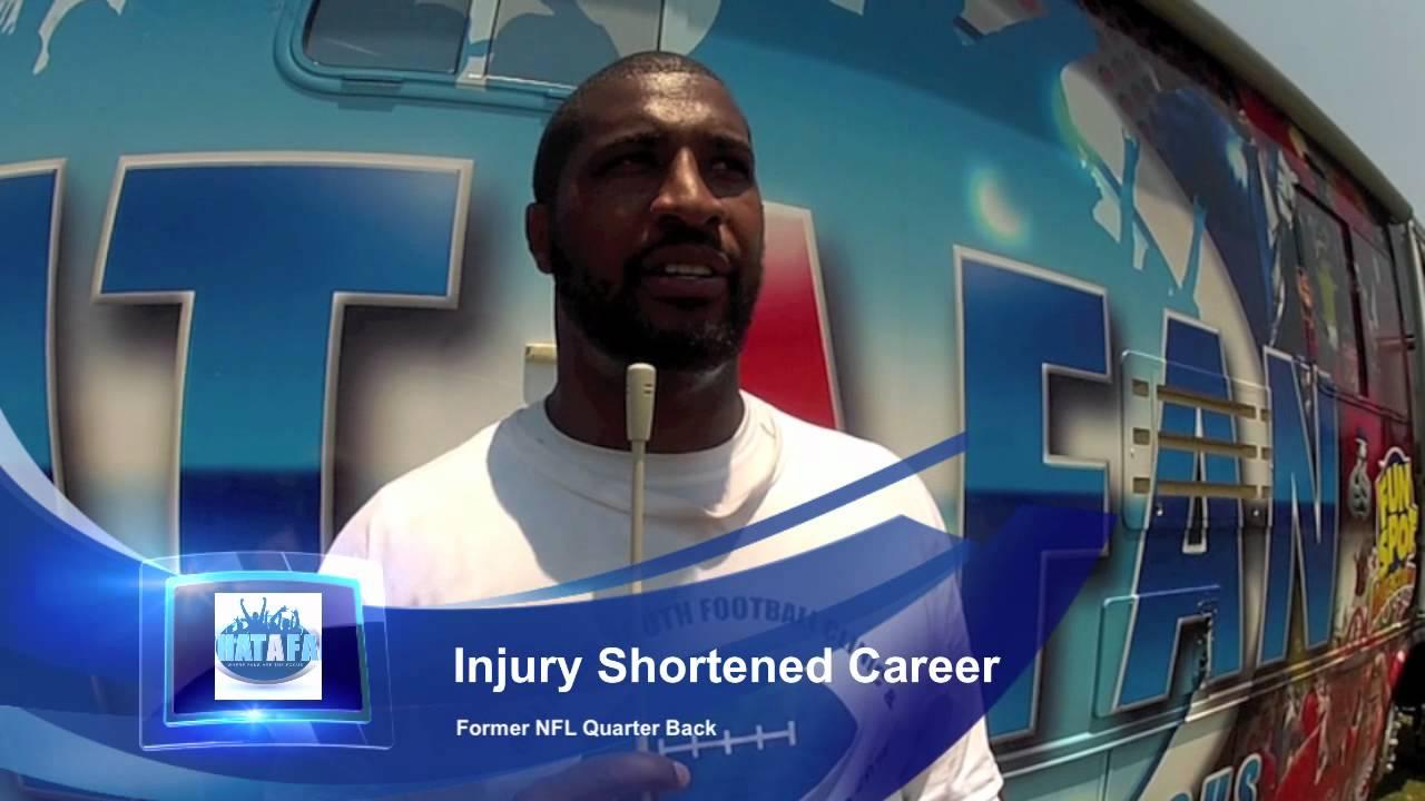 NFL Quarterback Daunte Culpepper Talking Life After the ...