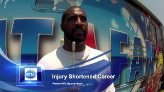 NFL Quarterback Daunte Culpepper Talking Life After the NFL