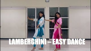 Lamberghini | DANCE | The Doorbeen Feat Ragini | LOHRI DANCE | CHOREOGRAPHY | EASY STEPS