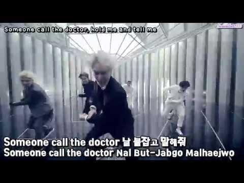 [HD] EXO - 중독 (Overdose) MV [Hangul + Romanization + English Lyrics/Subs]