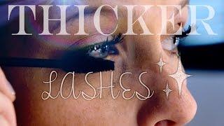 THICKER Lashes  | Halloween Vlog Thumbnail