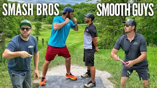 Epic Disc Golf Battle at Toboggan | McBeth, Smith, Wagner, Julio | Front 9