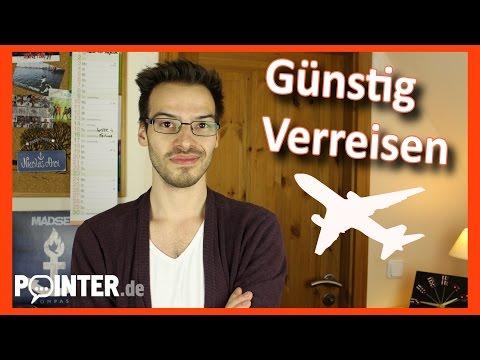 Patrick vloggt - Tipps zum günstigen Verreisen