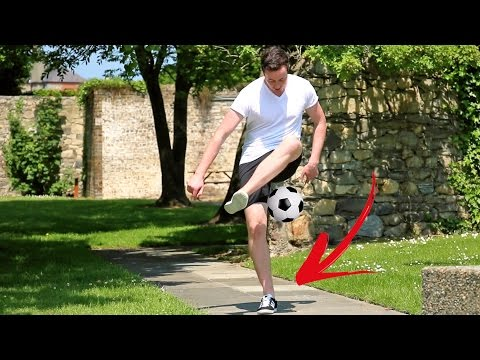 AROUND THE WORLD (ATW) Tutorial :: Freestyle Football / Soccer (LOWERS)