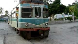 Hershey train, Havana (Cuba) / Tren Hershey, La Habana (Cuba)