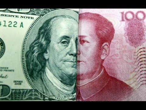 Finance: le renminbi perd de la valeur face au dollar américain