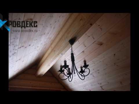 Отделка деревянного дома. Часть1