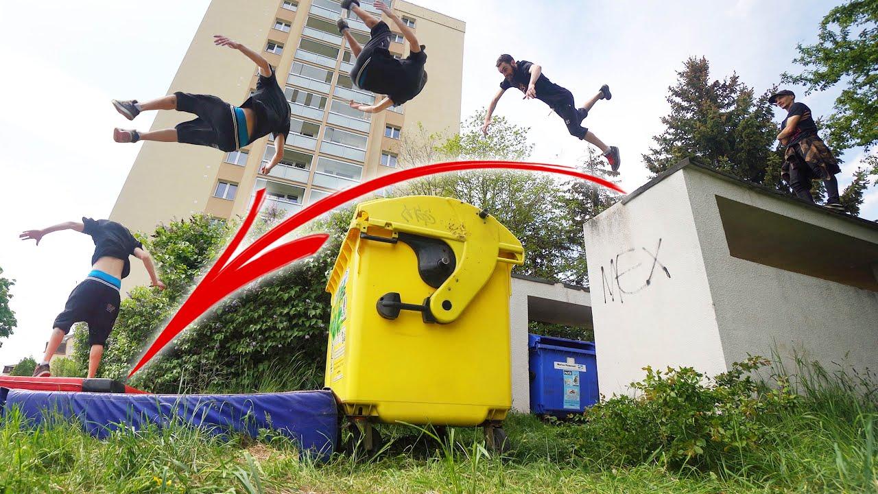 Udělali jsme si Venkovní Tělocvičnu! w/Jay Fox