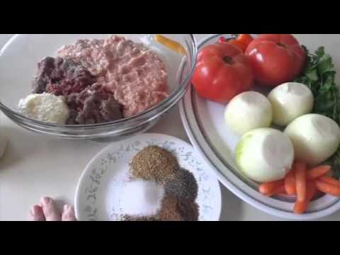 طرز تهیه کوفته مرغ Recipe kofta e Morgh