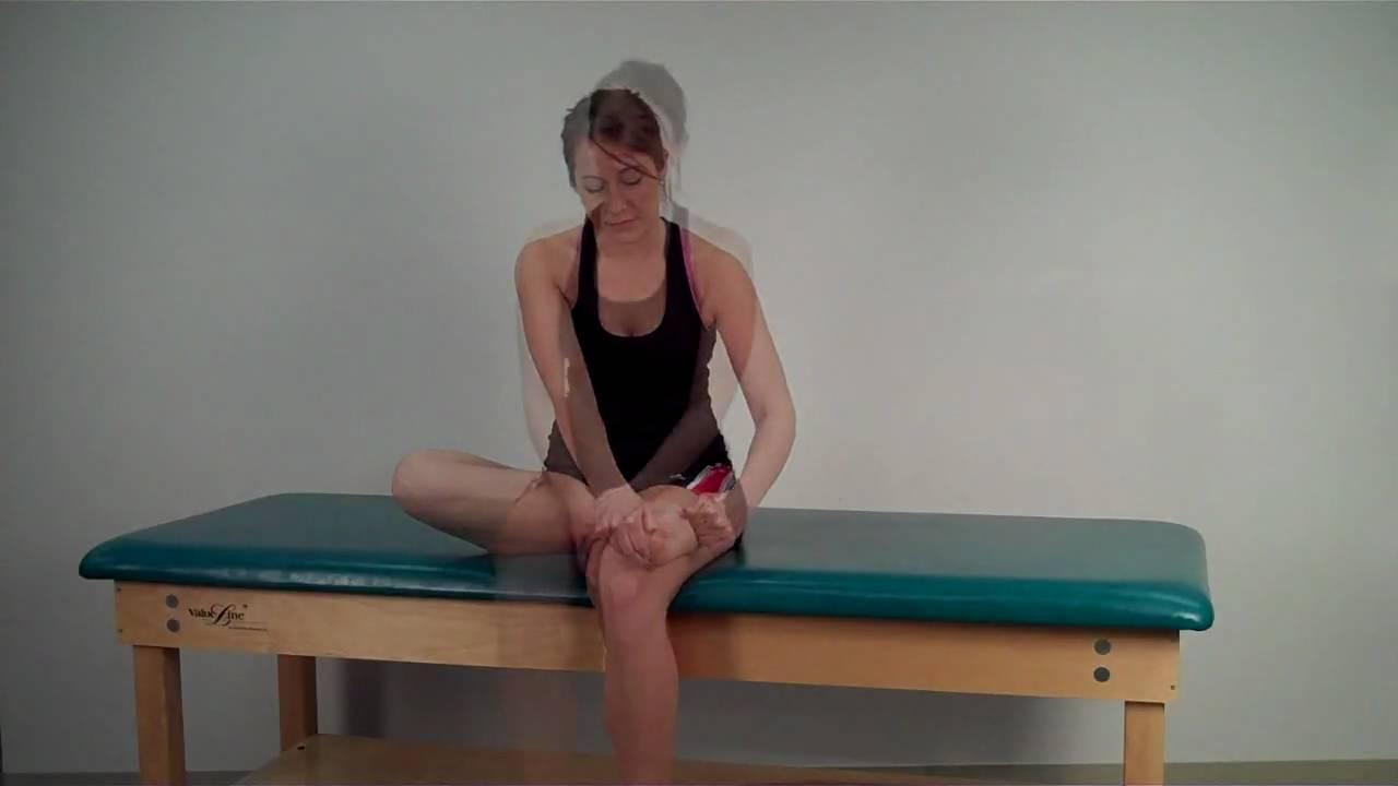 Self Massage to Plantar Fascia.mp4 - YouTube