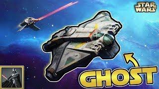 Star Wars: Der Frachter der Rebellen - Die Ghost