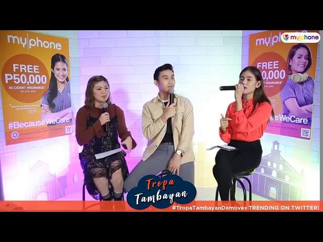 Tropa Tambayan: Fast Talk of Master Hokage
