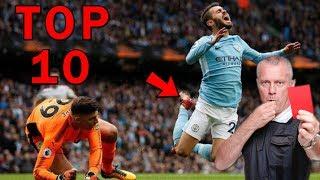 Top 10 Nejslavnějších Fotbalových Simulantů