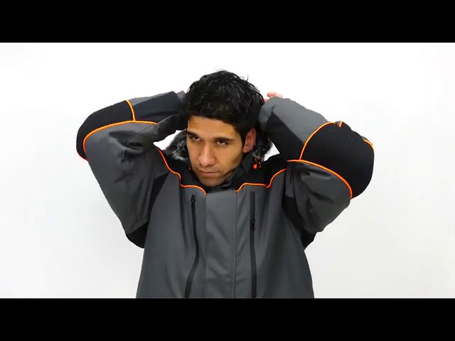 Product Video - RefrigiWear - 8340R - PolarForce Parka⠀