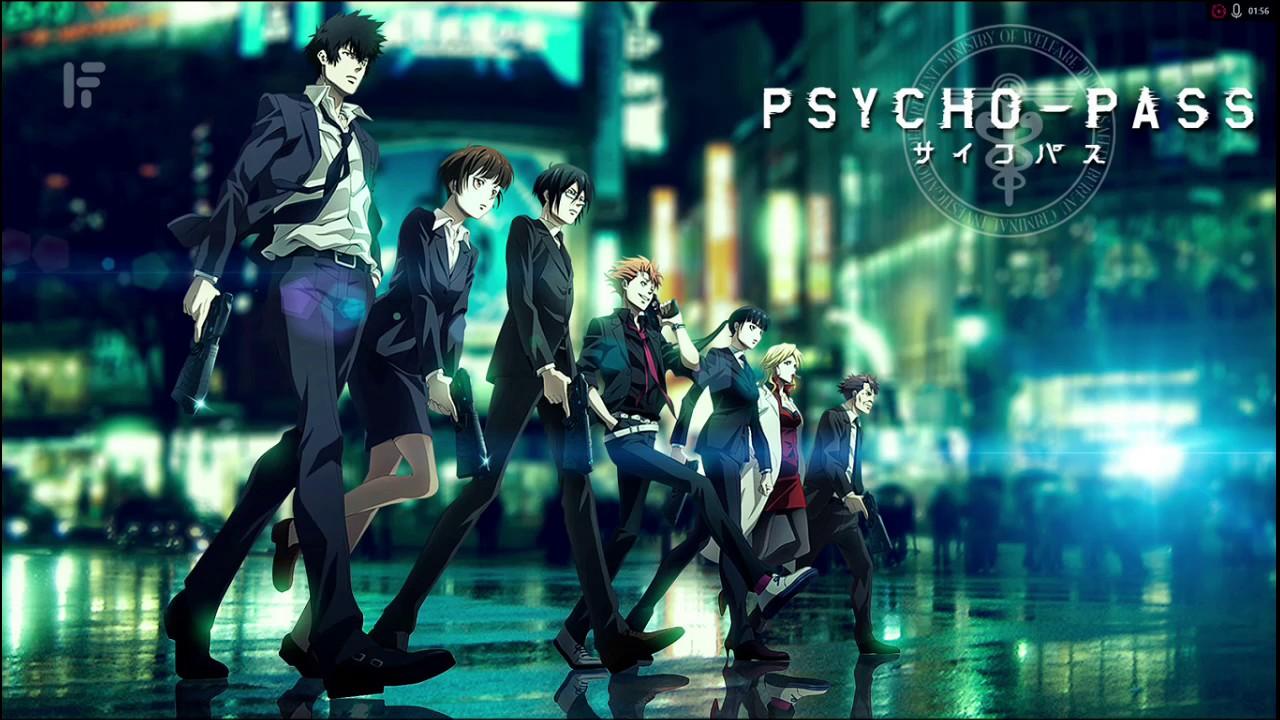 Psycho Pass Opening 1 full - YouTube