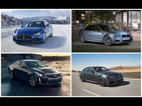 Best Executive Sports Cars (TOP4)