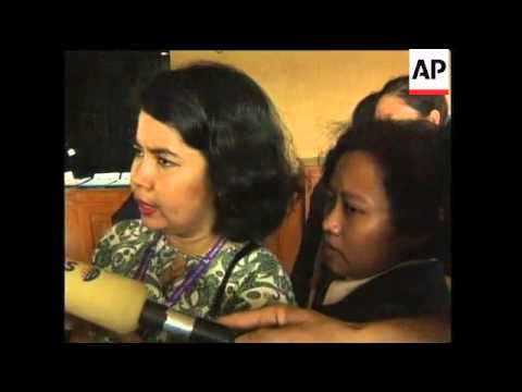 Defence and Foreign Ministers comment on possibility of Hambali extradition