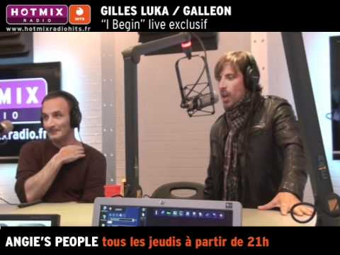 "Download GALLEON (Gilles LUKA) ""So I Begin"" en live exclusif sur http://www.hotmixradio.fr"