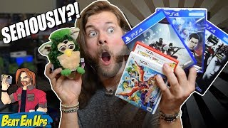 Early Birthday Gifts! PS4 AND 3DS GAMES?! - Unboxing FAN Mail