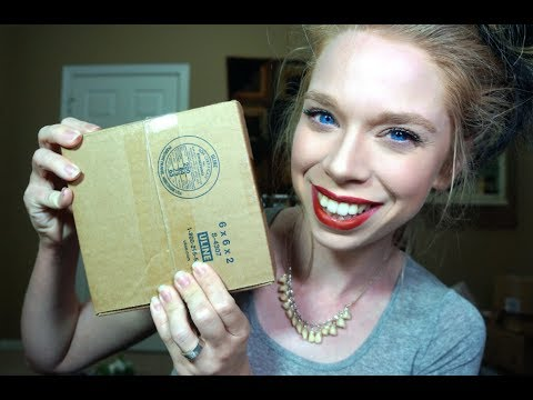 SPRING 'SOAP BOX' SUBSCRIPTION UNBOXING!