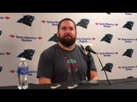 Ryan Kalil explains how his new book tells rookies how not to be an  idiot