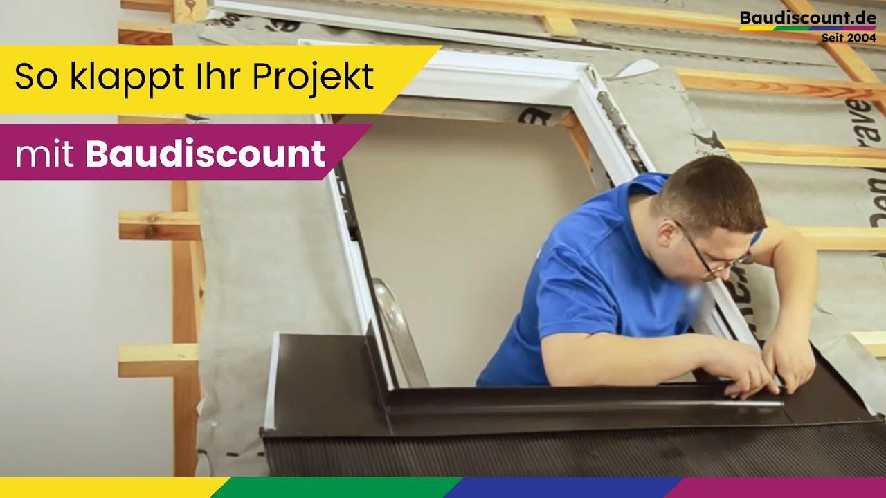 montageanleitung / einbauanleitung - dachfenster - youtube