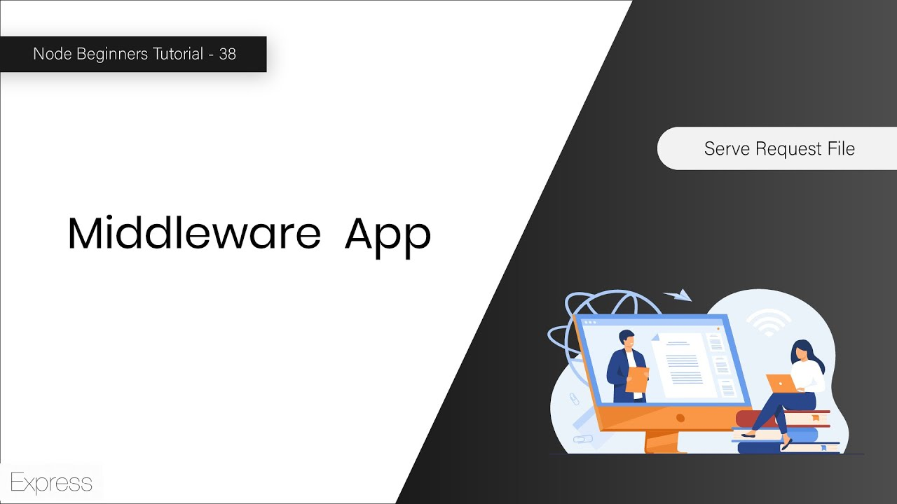 Serving Requested File To The User - Node Middleware App