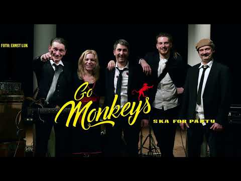 GO MONKEYS - Pressure Drop - Toots and the Maytals Cover