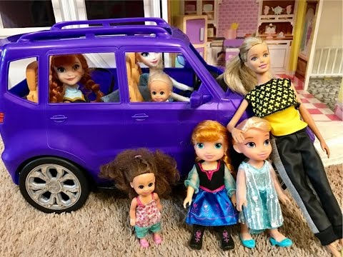 Thumbnail: NEW Barbie Car!!