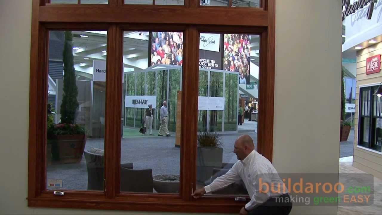 Milgard wood windows are now energy efficient youtube for Milgard energy efficient windows