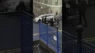Ticket insector attacked on the streets of hackney