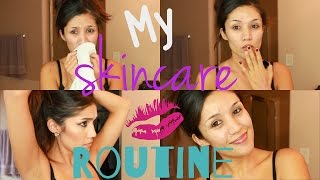 Nightime Skincare Routine I  OilyCombo Acne Skin