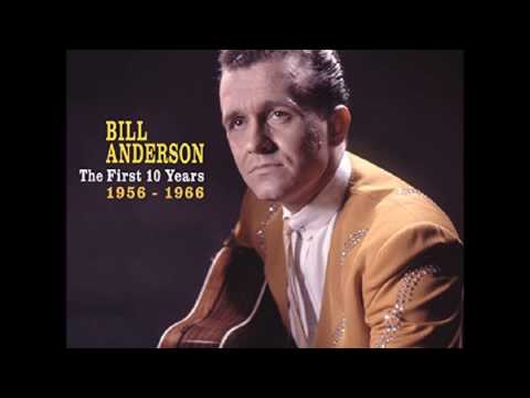 Bill Anderson - Demo Recordings  Part 1 (c.1963).