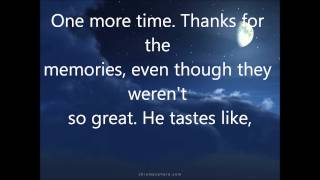 Thnks Fr Th Mmrs- Fall Out Boy [Lyrics]