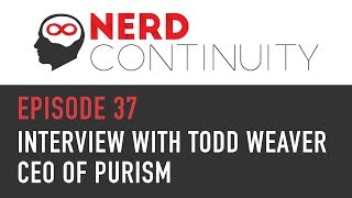 Episode 37 - Interview with Todd Weaver, CEO of Purism