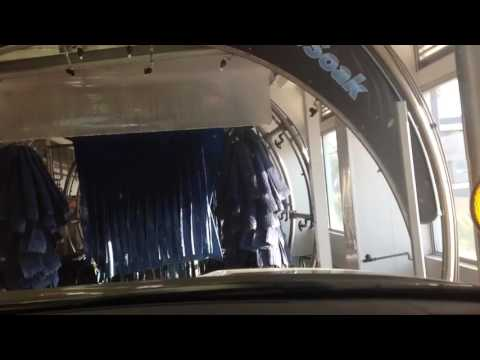 (Southwest Elevators) Today is Friday Tommy express Car Wash Hollywood Los Angeles California
