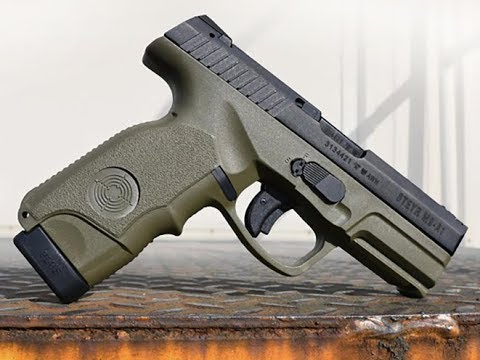 The Steyr M9 A1, The Unsung 9MM