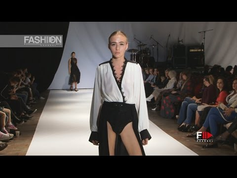 NIKOLE COLLECTION BULGARIA at Odessa Fashion Week SS17 by Fashion Channel